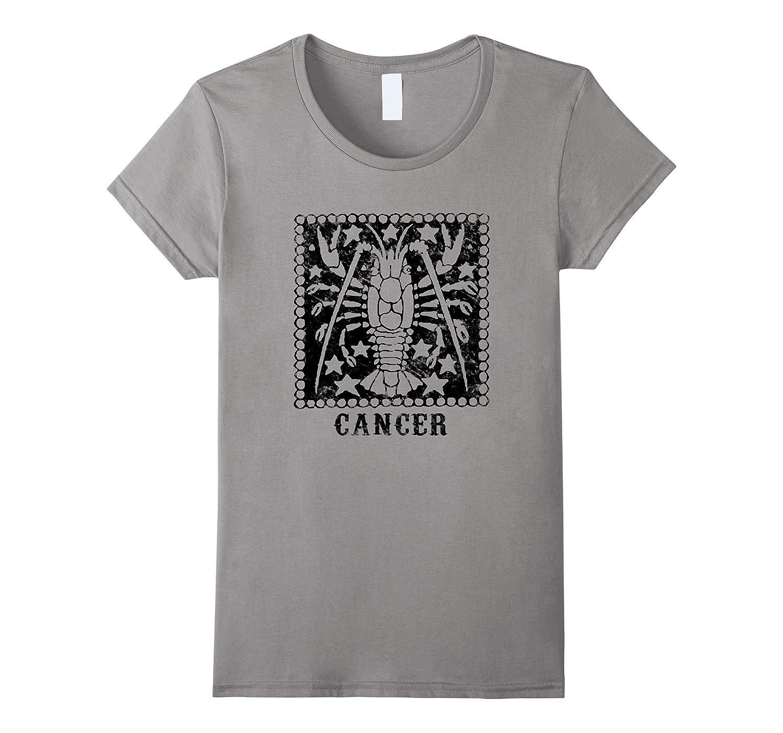 Cancer Zodiac Sign June July Birthday Astrology T-Shirt