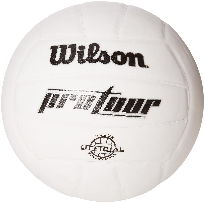 Wilson Pro Tour - Balón, color blanco, talla 7 Wilson Teamsport WTH3900