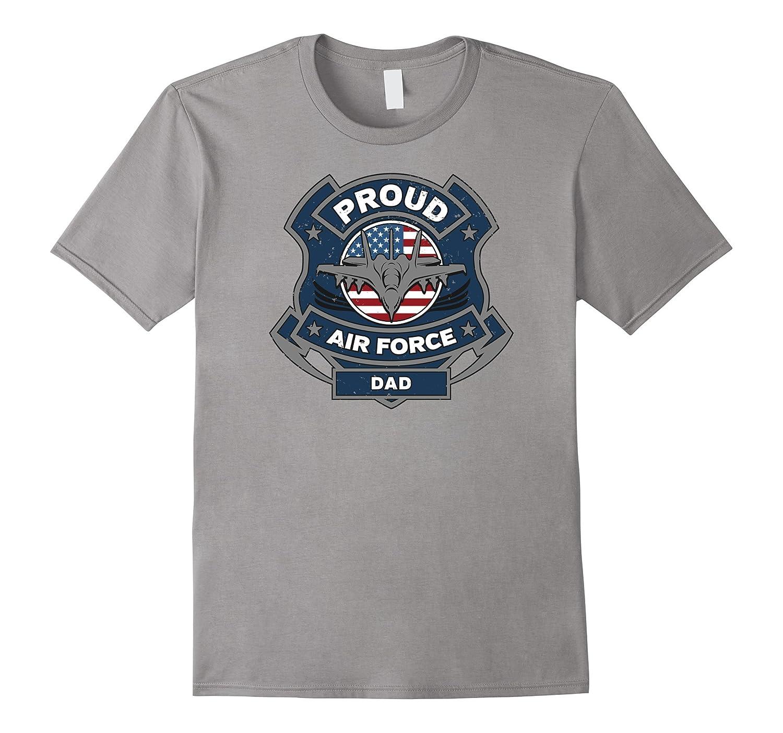 f1f1bc36 Mens Patriotic Proud Air Force Dad T-shirt-CD – Canditee