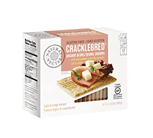 Natural Nectar Gluten Free Cracklebred, Ancient Grains (Pack of 12)