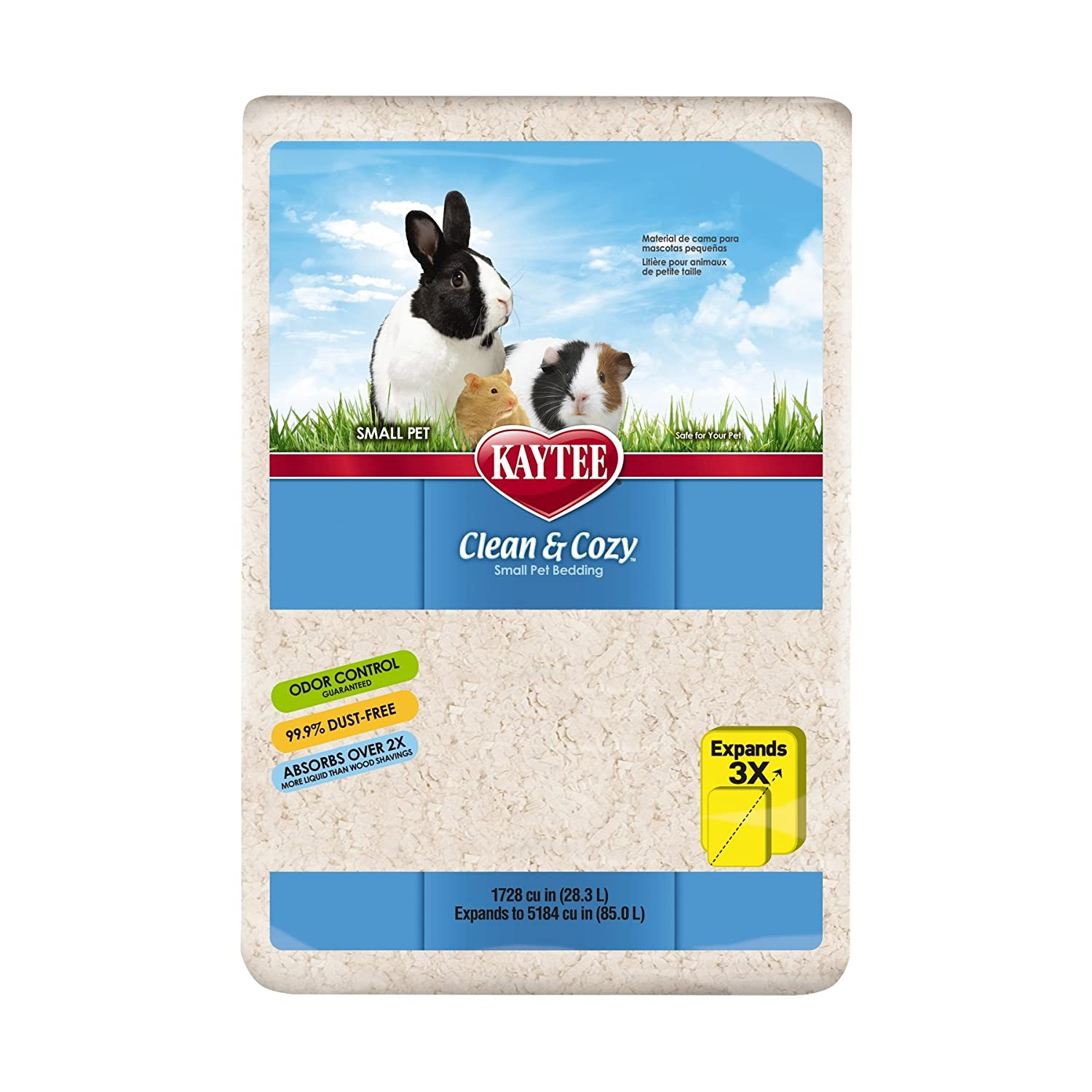 Kaytee Clean And Cosy Small Pet Bedding