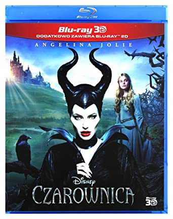 Maleficent Blu Ray Blu Ray 3d Region Free English Audio