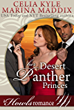Her Desert Panther Princes - Howls Romance (Paranormal Shapeshifter Romance) (Celia & Marina Howls Romance Book 3)