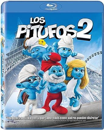 Los Pitufos 2 - Bd [Blu-ray]: Amazon.es: Animacion, Raja ...