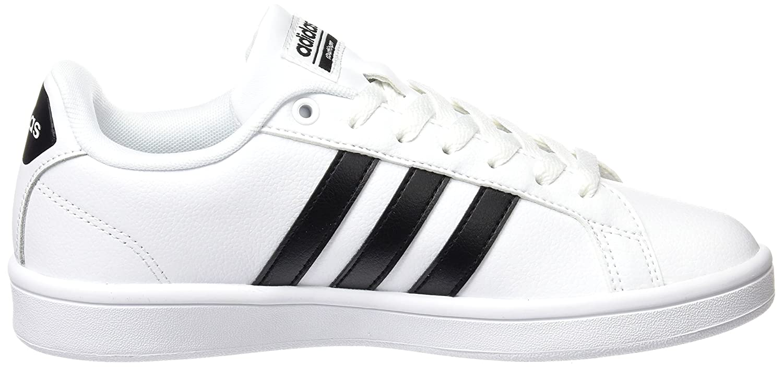 Adidas Damen Cloudfoam Advantage Sneakers Sneakers Sneakers Mehrfarbig (Schwarz/Weiß) 43a31a