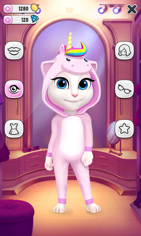 My Talking Angela Appstore Para Android