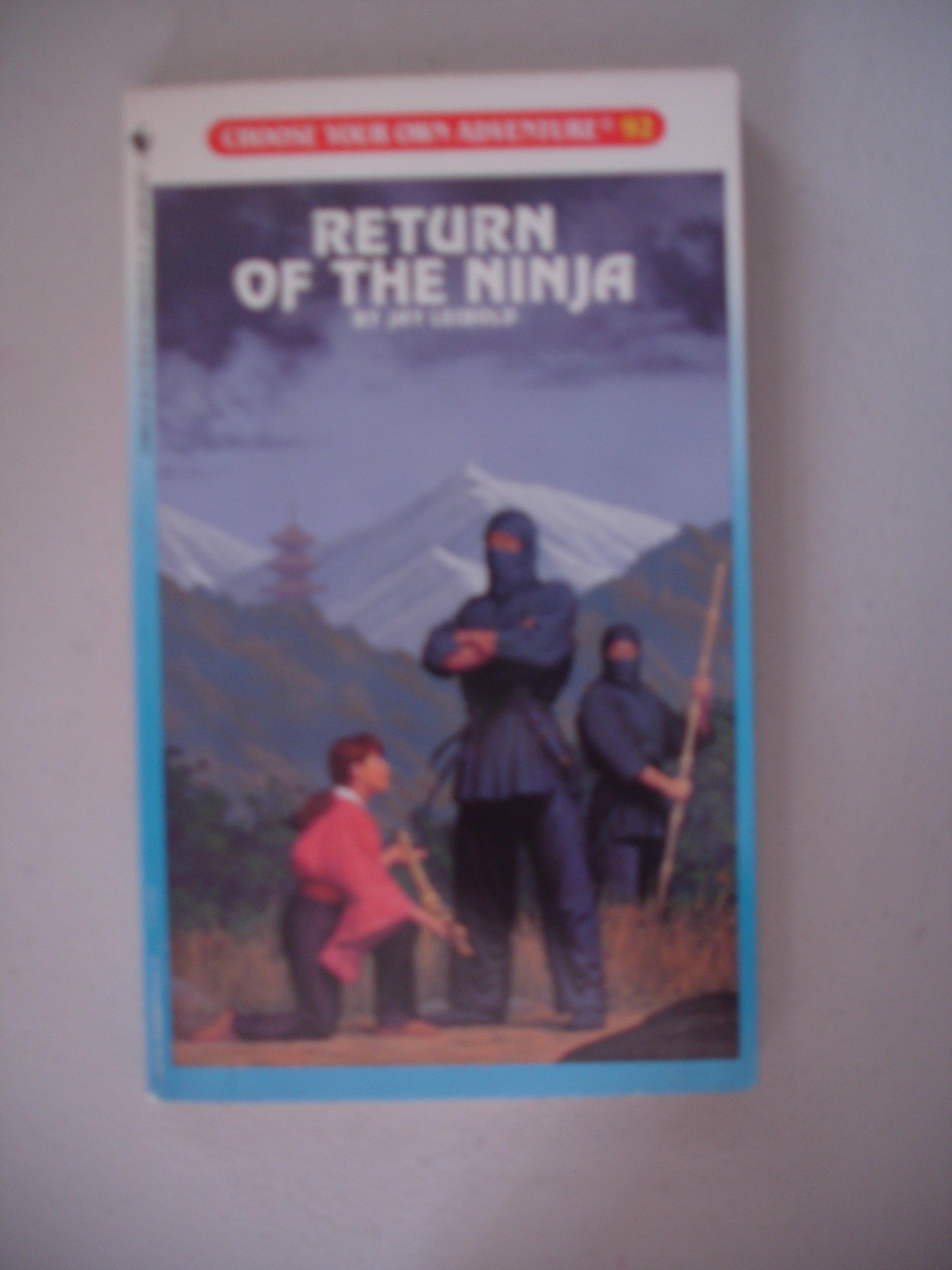 Return of the Ninja (Choose Your Own Adventure S.): Amazon ...