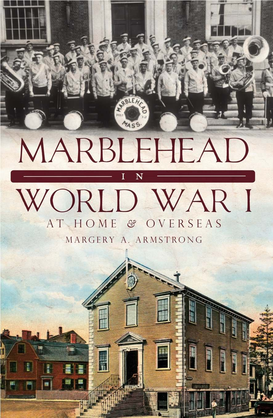 Download Marblehead in World War I:: At Home and Overseas (Military) pdf epub