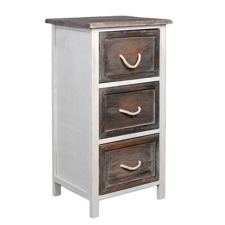 Exquisit Sideboard Für Küche Referenz Von Ts-ideen Kommode Schrank Ed Look Weiß Sideboard: