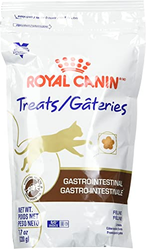 Royal Canin Veterinary Diet Gastrointestinal Feline Cat Treats 7.7 oz