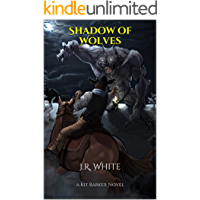 Shadow of Wolves: A Kit Barker Novel book cover