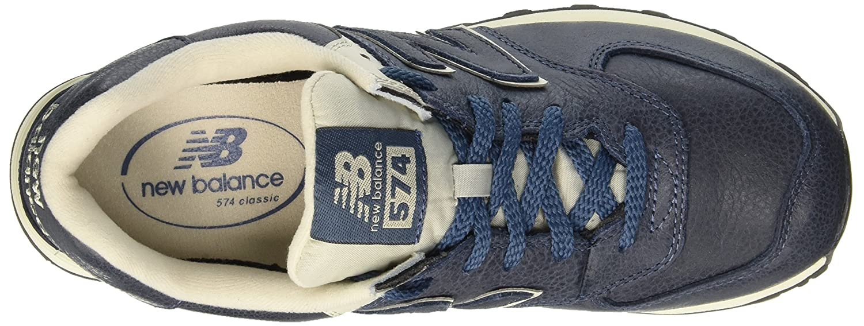 Nuevo Equilibrio 574 Azul Marino Azul Amazon QuwVS2