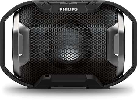 Review Philips ShoqBox Portable Waterproof
