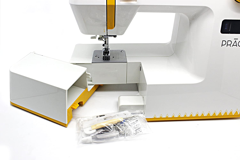 Maquina de coser Alfa practik 5: Amazon.es: Hogar