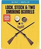 Lock, Stock and Two Smoking Barrels (Iconic Art SteelBook) [Blu-ray + Digital Copy + UltraViolet] (Bilingual)