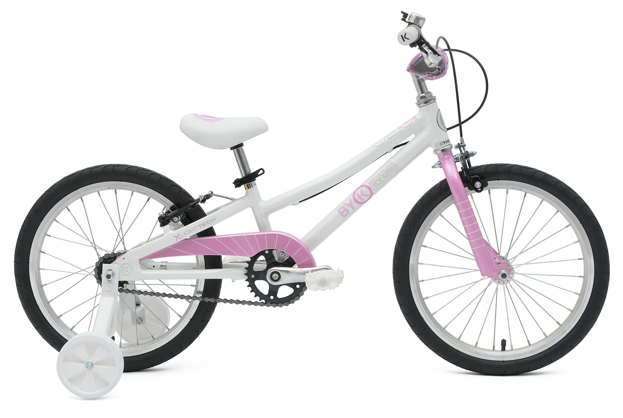 ByK Bikes E350 Kids Bike (Pretty Pink)