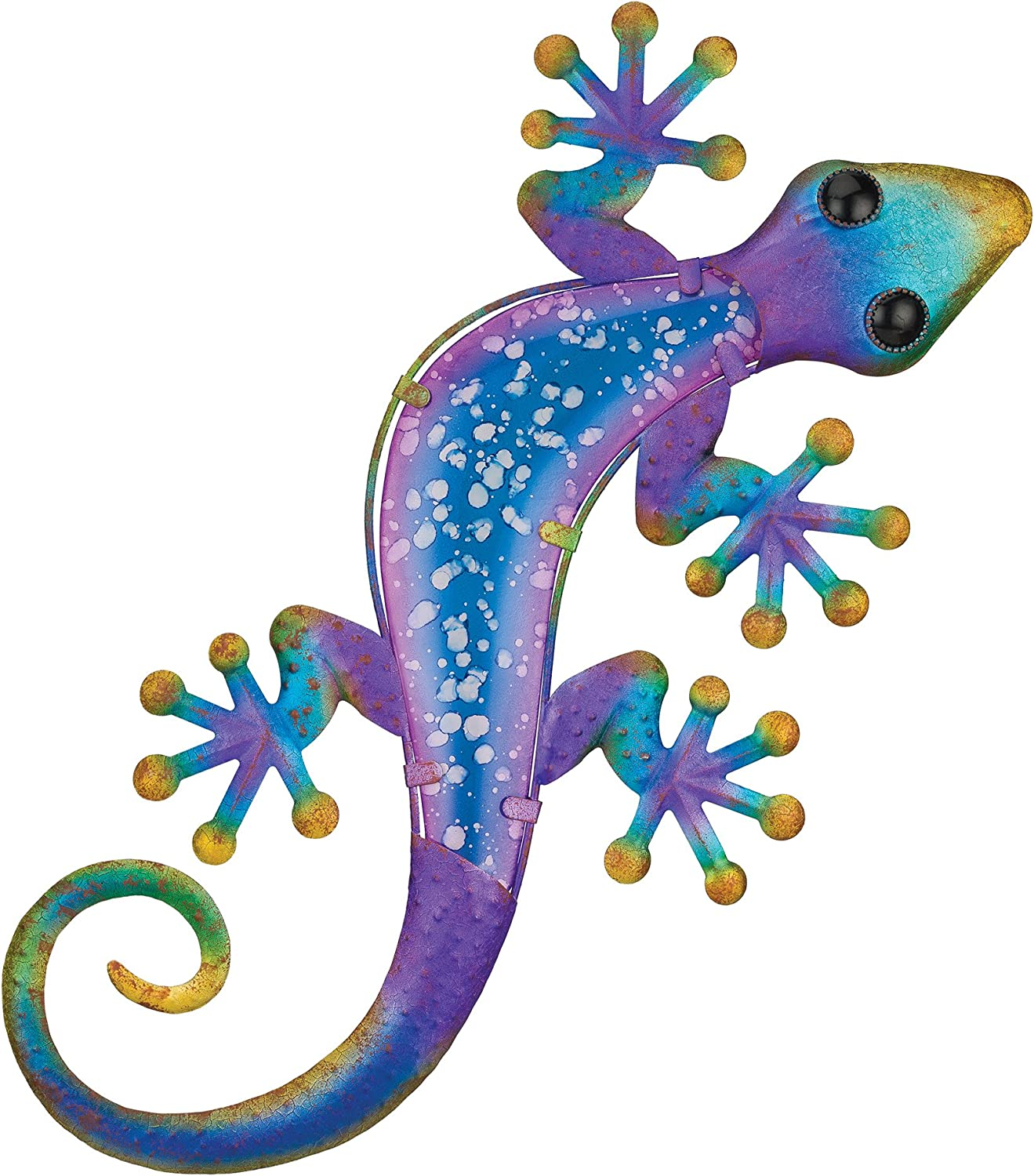 Regal Art & Gift 11349 Watercolor Gecko Wall Decor, 24""