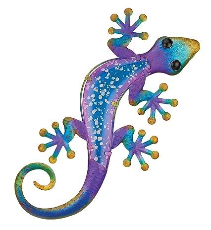 Amazon.com: Regal Art & Gift 11349 Watercolor Gecko Wall Decor, 24 ...