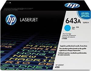 HP 643A | Q5951A | Toner Cartridge | Cyan