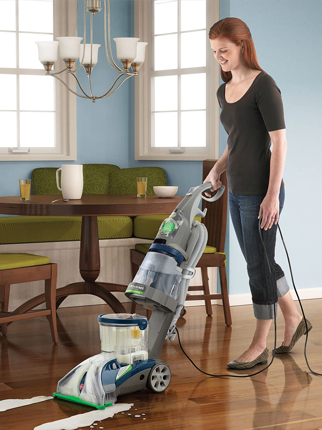 What is the best carpet cleaner