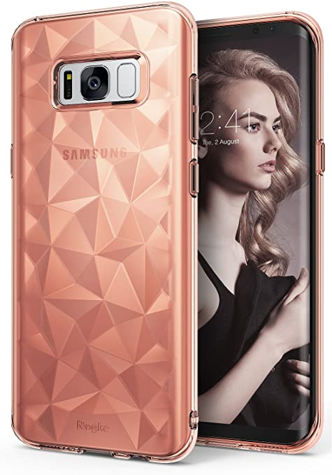 11 opinioni per Custodia Samsung Galaxy S8, Ringke [AIR
