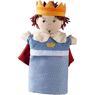 HABA Prince Glove Puppet: Toys & Games