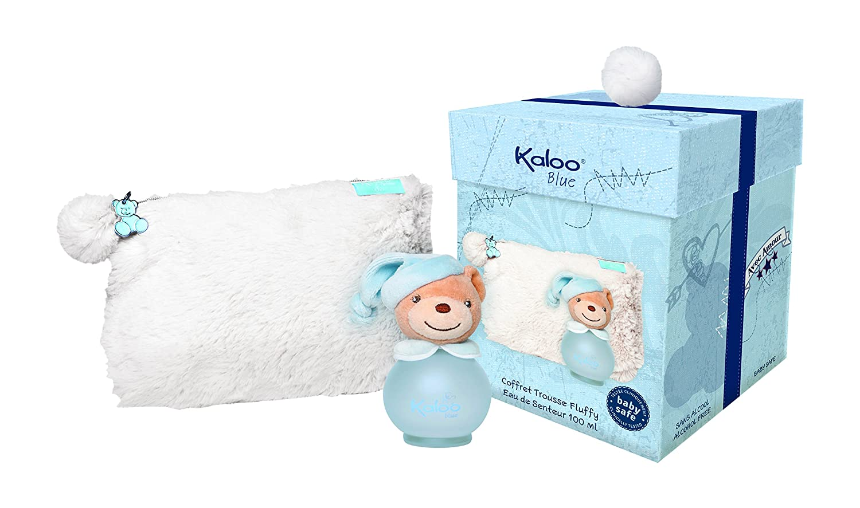 Kaloo Blue Coffret Trousse Fluffy Eau de Senteur 100 ml
