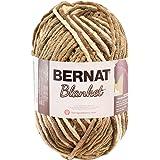 Bernat Blanket Yarn, 10.5 Ounce, Sonoma, Single Ball