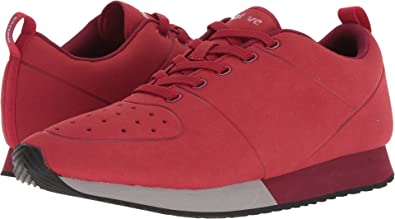 7abd88532 Native Shoes Unisex Cornell Ski Patrol Red Pigeon Grey Root Red Jiffy Rubber