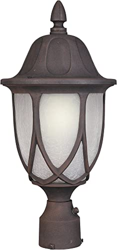 Designers Fountain 2866-AG Capella Post Lanterns, Autumn Gold