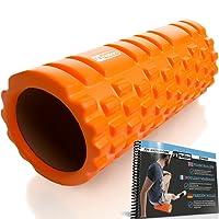 Foam Roller - Rouleau de Massage - Pour le crossfit - les pilates - 33 x 14 cm