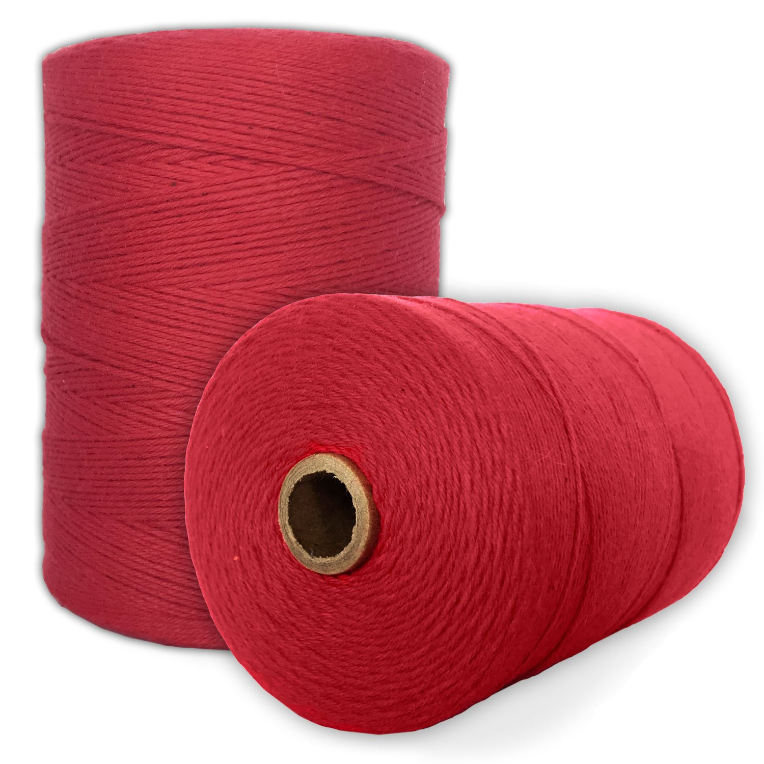 Durable Loom Warp Thread Natural//Off WHITE 8//4 Yarn 800 Yards Perfect For Weavin