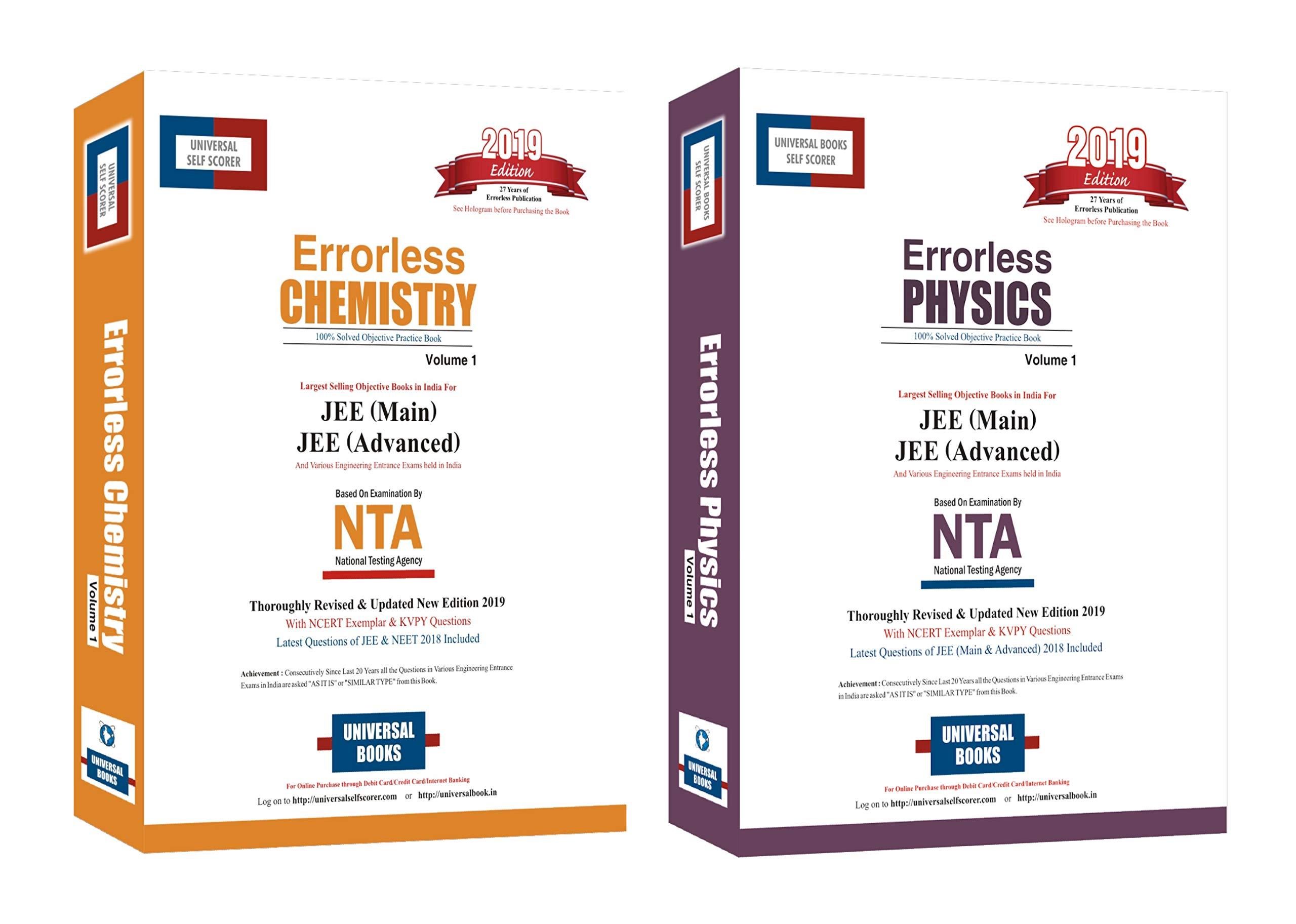 Errorless Physics Book