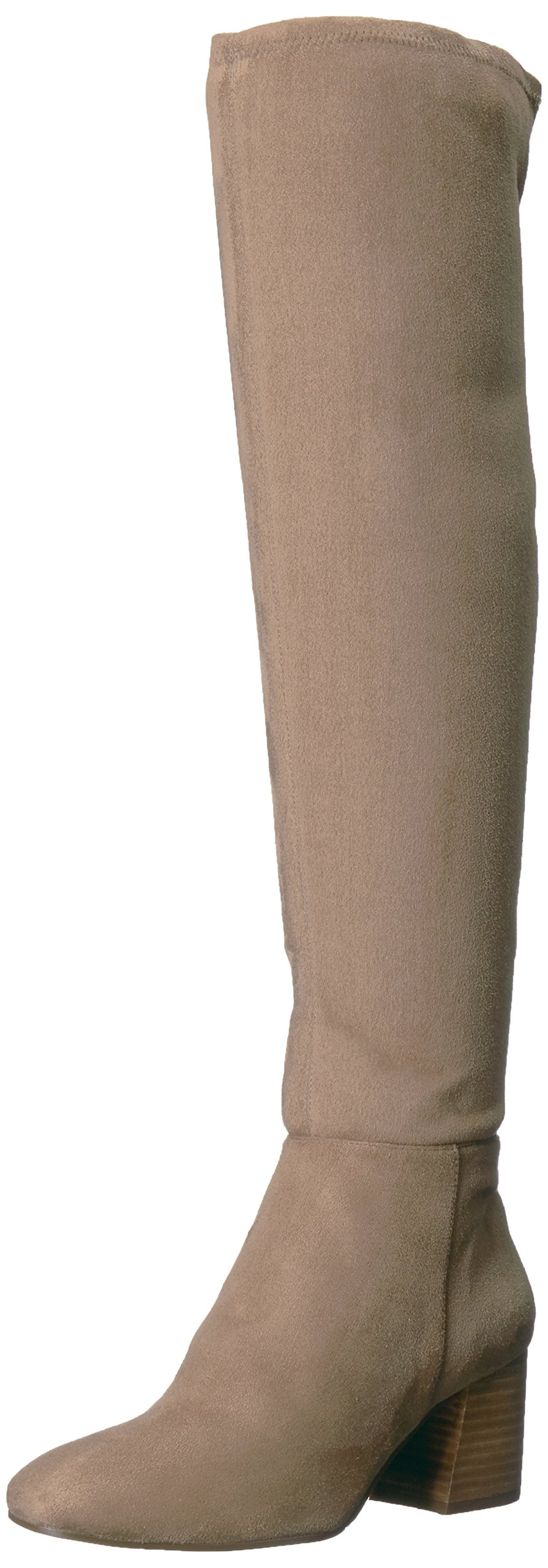 Vince Camuto Women's Kantha Over The Knee Boot, Foxy, 8 Medium US