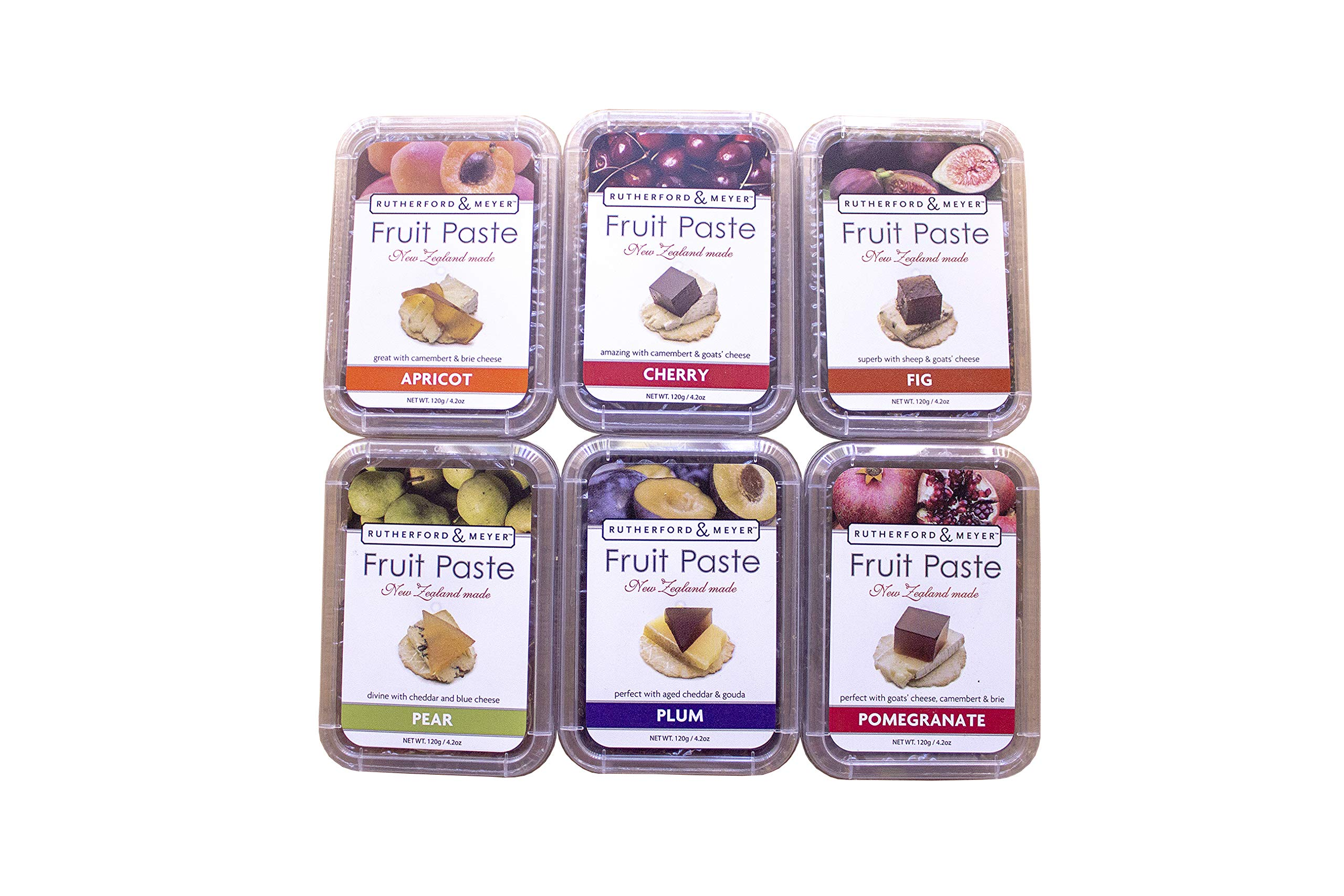 Perfect Partners Rutherford & Meyer, Assorted, 4.2 Oz (pack Of 6)