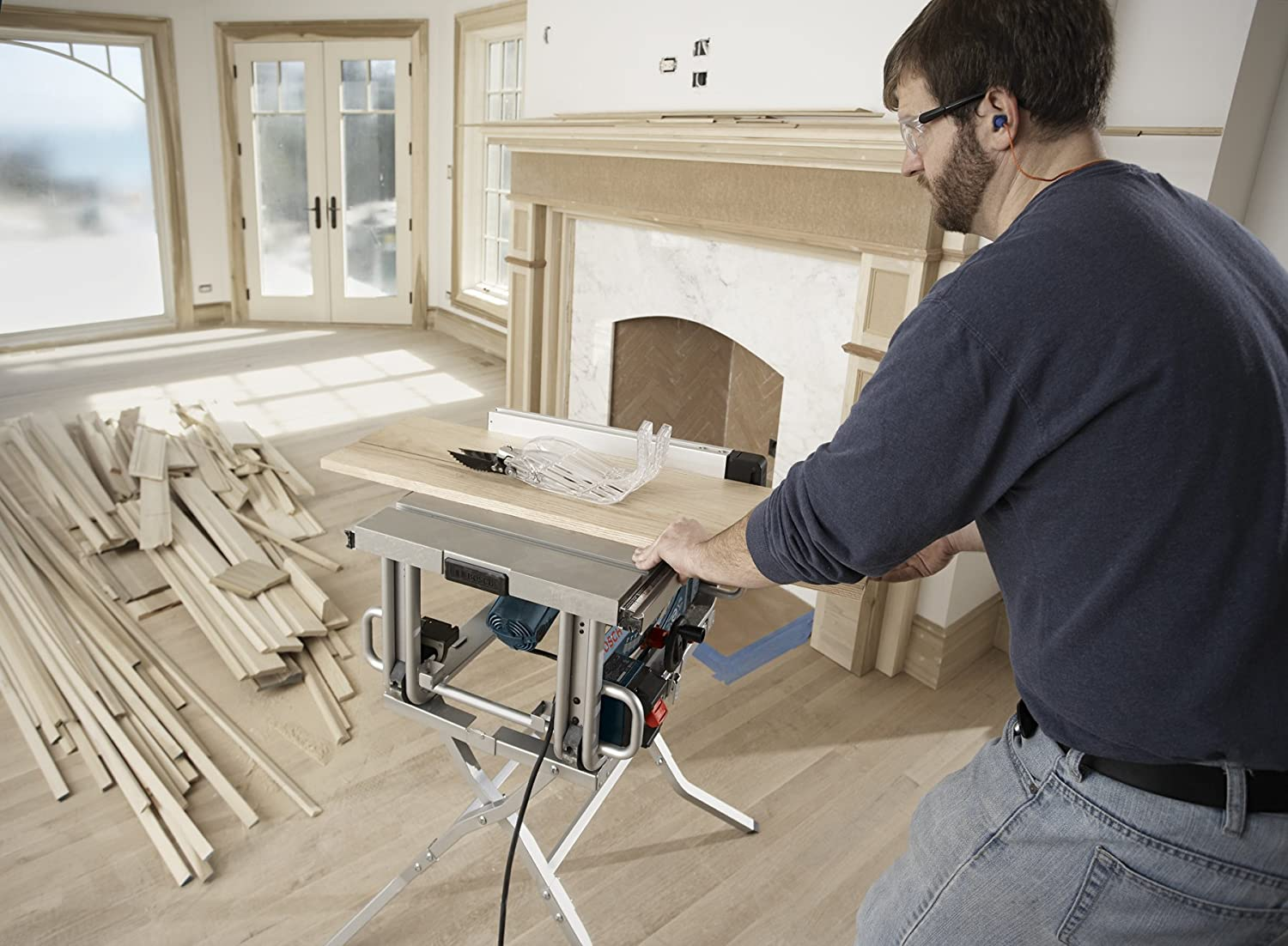 Bosch GTS1031 Table Saws product image 17