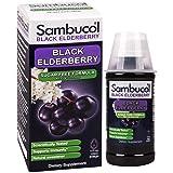 Sambucol Black Elderberry Syrup, Sugar Free