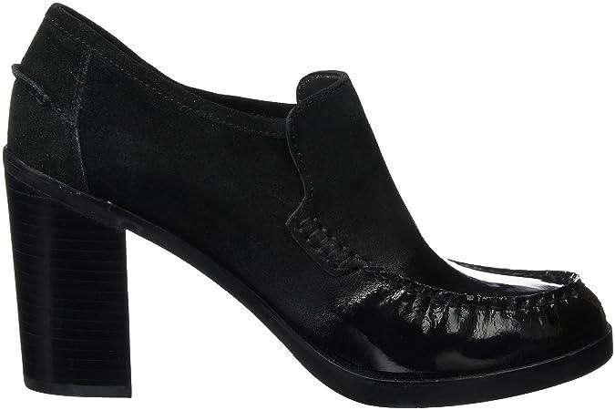 Geox Zapatos Abotinados D Iohanna Negro EU 40 kSRQTE