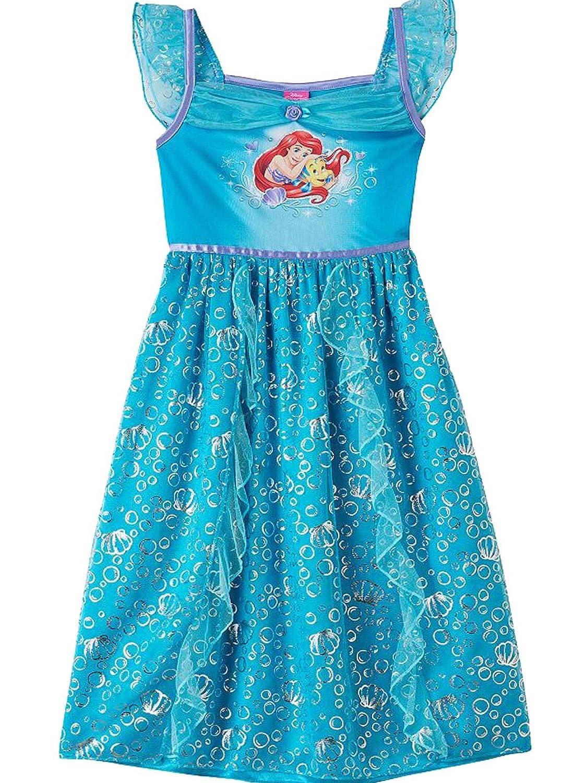The Little Mermaid Ariel Girls Nightgown Pajamas (Toddler) manufacturer