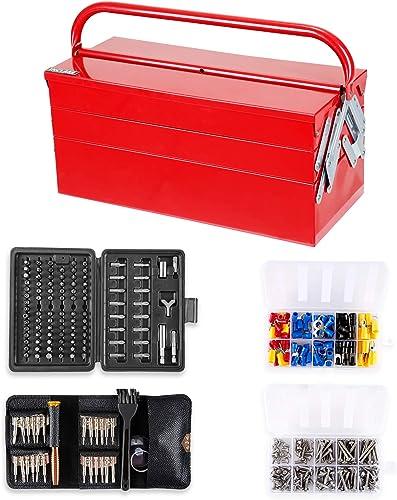ANSTAR 573-Piece Mechanics Tool Set