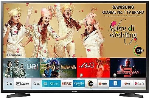 8. Samsung 100 cm Smart Full HD Smart LED TV