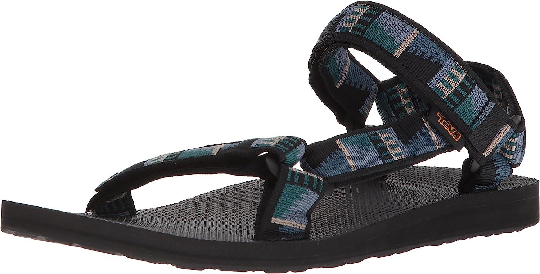 Teva Original Universal Mens Sandals Black