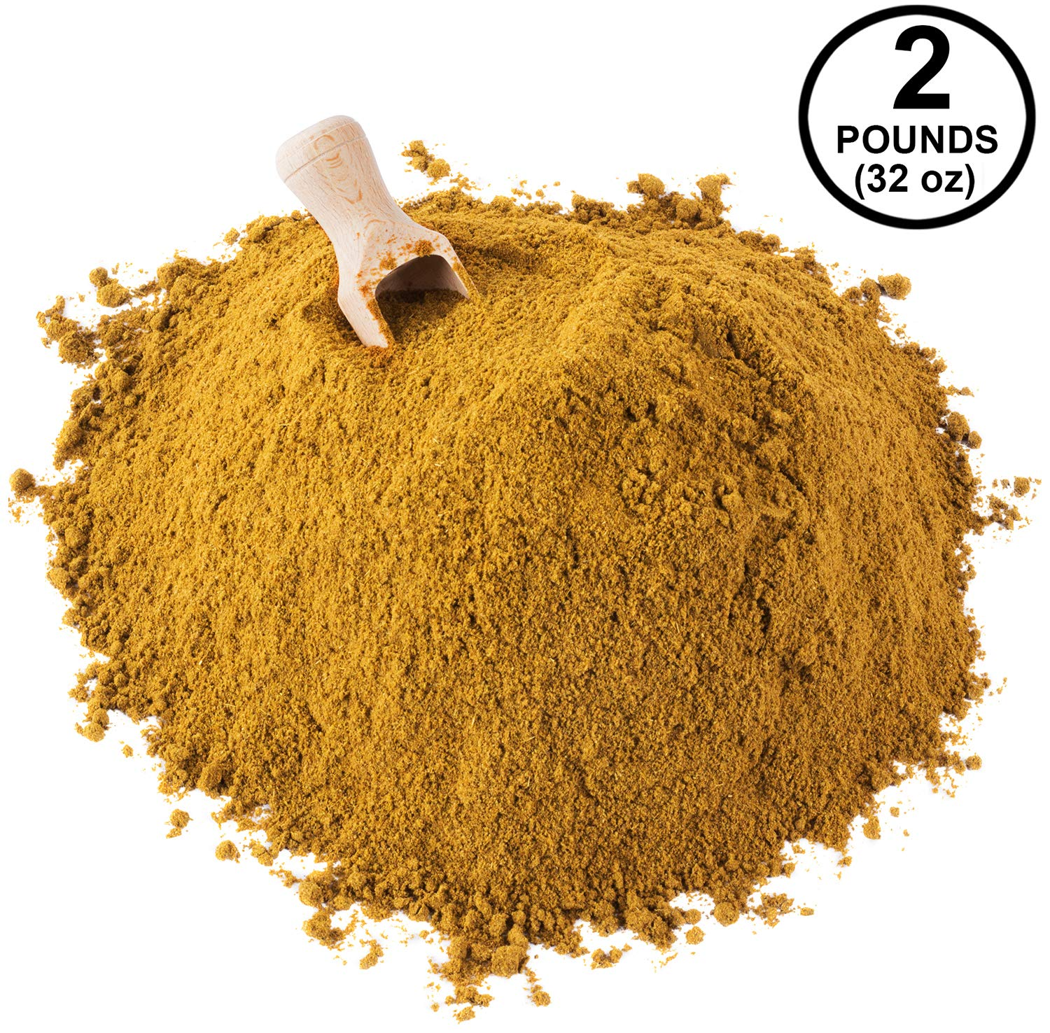 Cumin Powder - Ground Cumin Bulk - Cumin Spice - Bulk Cumin - Bulk Spices - 32oz, Mega Bag
