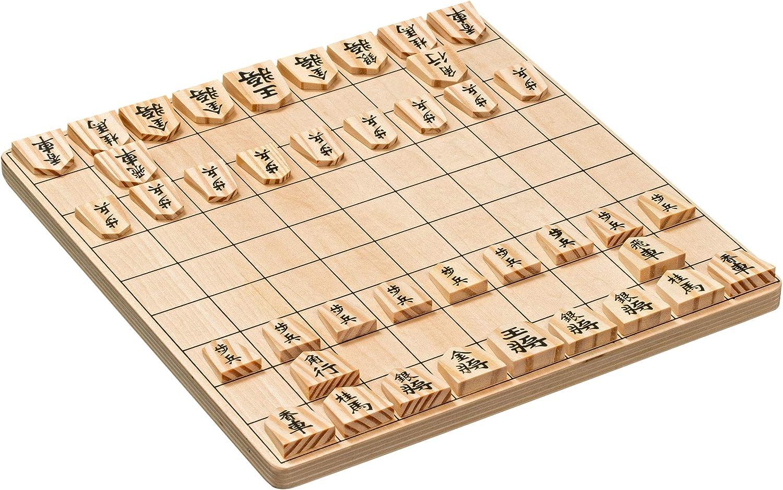 Philos Simple Wooden Shogi Set by: Amazon.es: Juguetes y juegos