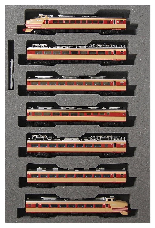KATO Nゲージ 485系 初期形 ひばり 基本 7両セット 10-1120 鉄道模型 電車 B00KZFW0SK