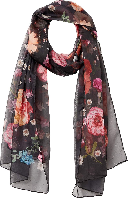 Betsey Johnson Women's Wrap, black, One Size