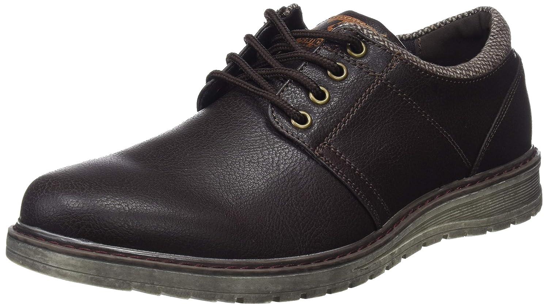 XTI 48161, Zapatos de Cordones Oxford para Hombre