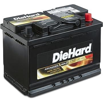 powerful DieHard Advanced Gold