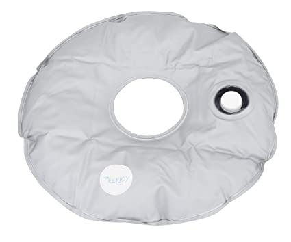 Elfjoy Water Weight Bag for Beach Umbrella Stand Patio Sunshade Umbrella Base Holder Outdoor (1 pc Weight Bag)