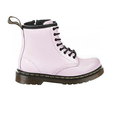 65759a42940e8 Dr. Martens Bottines Fille Rose - 30  Amazon.fr  Chaussures et Sacs